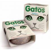 Graminha para Gatos Erva Finas para gato Petpira - 50g