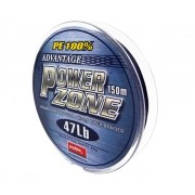 Linha Multifilamento Power Zone 0,27mm 47Lb - 150m