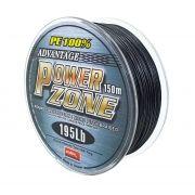 Linha Multifilamento Power Zone 0,58mm 195Lb 150m
