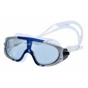 Óculos para Natação e esportes aquáticos Hammerhead Extreme Triathlon Lente anti embaçante, proteção UV Azul/Cinza