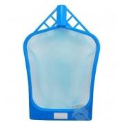Peneira Plástica Bykall - Peneira tipo coador com função de pá para limpeza de piscina