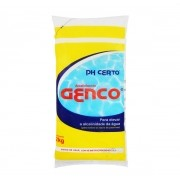 Estabilizador de PH de água de piscina: Ph Certo Alcalinizante Genco 2kg