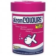 Ração Para Peixe de aquário Alcon Colours 50g