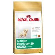 Ração Royal Canin para Cachorro Raça específica Gonden Retriver Filhotes 12KG