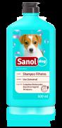 Shampoo para Cachorros Filhotes Sanol Dog - Shampoo Cães Filhotes 500ml