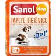 Tapete higiênico para cães Sanol Dog 7 UNIDADES