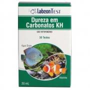 Teste de Dureza Em Carbonatos KH em água de aquário Alcon Labcon