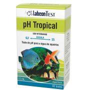 Teste de PH para água de aquários Ph Tropical Labcon Test Alcon - identifica ph ideal para água do aquário