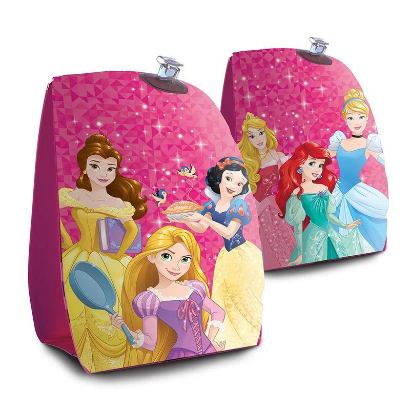 1 par de Boia de Braço inflável para crianças Princesas Disney