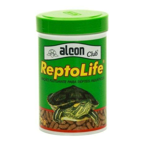 Alimento para Tartarugas Reptolife Ração Para Tartaruga Alcon 75g