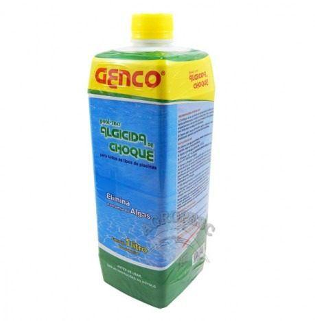 Liquidos Limpeza Para Piscinas Genco - 3 Produtos