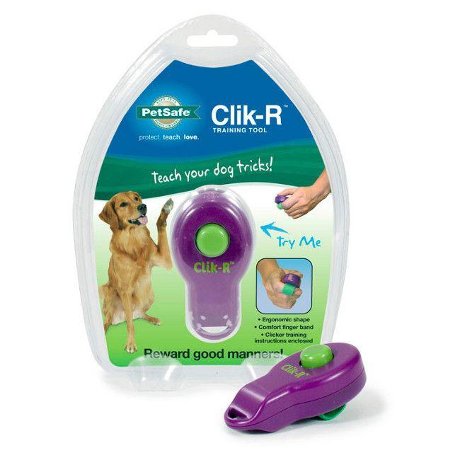 Adestrador para Cães Clik-R PetSafe Clicker
