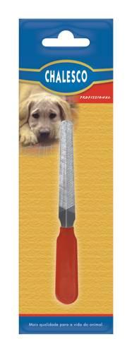 Alicate de unha tipo guilhotina e lixa de unha para cães e gatos Chalesco - corta e apara unha cachorro e gato