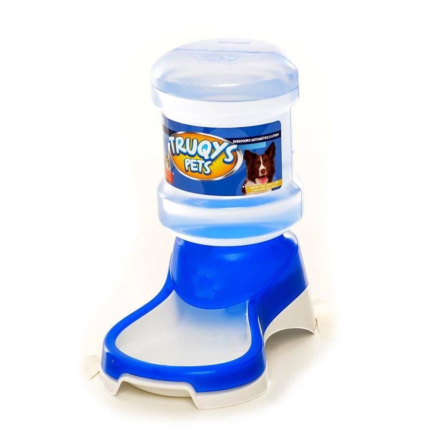 Bebedouro Automático Para Cães E Gatos Truqys 2 Litros