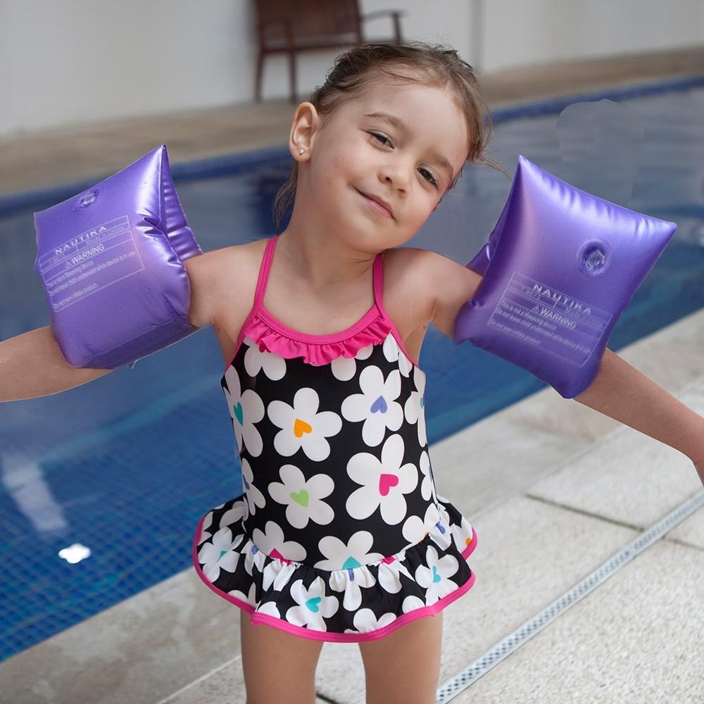Boia de Braço Inflável para Crianças NTK Pérola