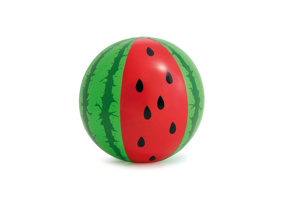 Bola inflável para Praia e Piscina em formato de Melancia Intex 58071