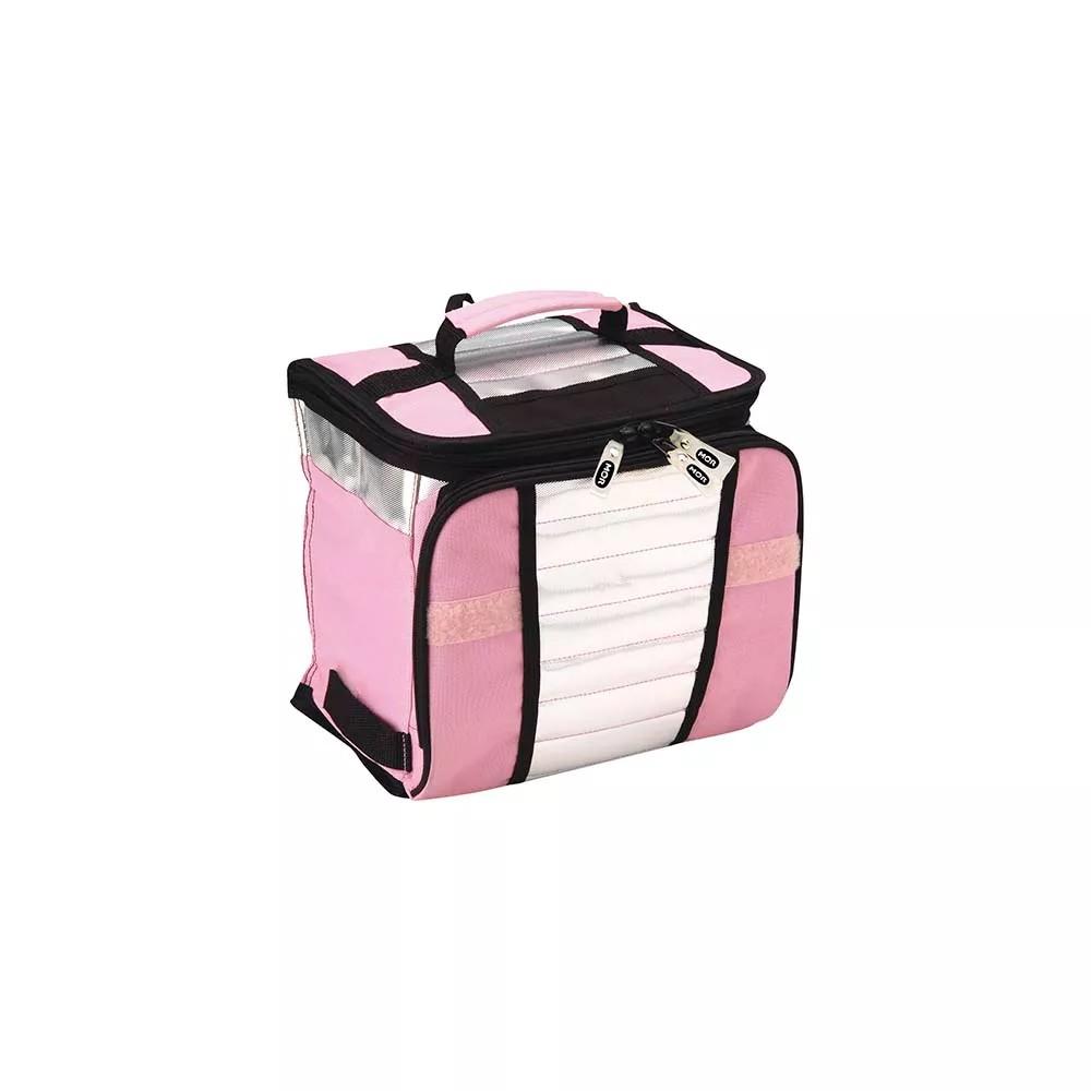 Bolsa Térmica 7,5 Litros Ice Cooler Rosa MOR