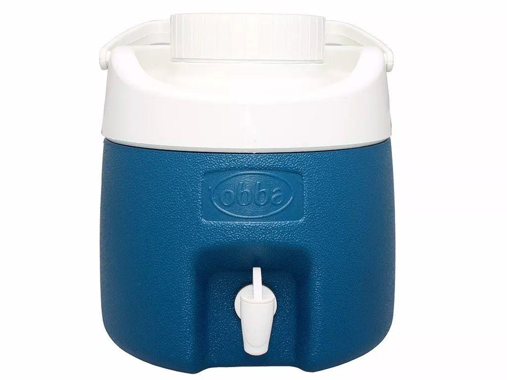 Botijão Térmico 4 litros com torneira - Obba