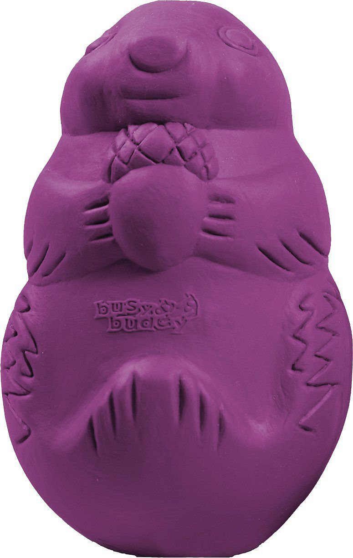 Brinquedo Interativo para cachorro estilo KONG Petsafe - Brinquedo borracha maciça libera petiscos