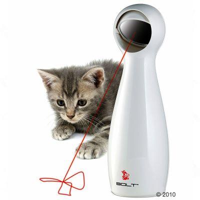 Brinquedo para Gatos Automático com movimentos a laser Frolicat Bolt