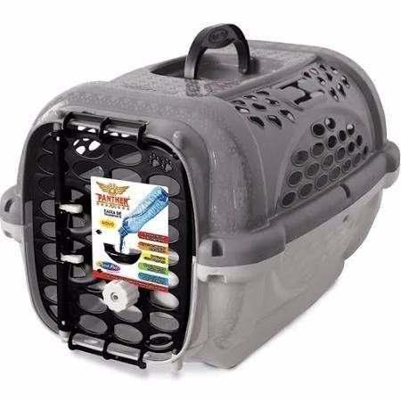 Caixa De Transporte Para Cães E Gatos Panther N°3