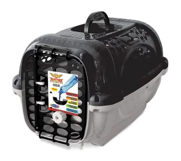 Caixa De Transporte Para Cães E Gatos Panther N° 4