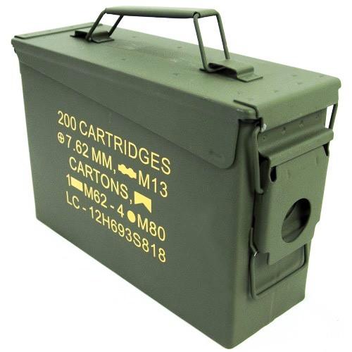Caixa para munição Ammo Box - NTK