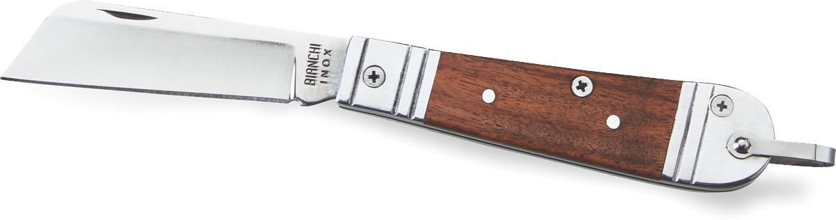 Canivete Bianchi Rog Alumínio/madeira 2 3/8