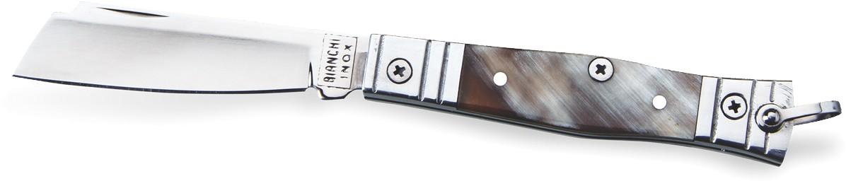 Canivete Bianchi Tradicional Alumínio/Chifre 3 10112/22