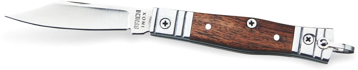 Canivete Bianchi Tradicional Alumínio/Madeira com Ponta 3