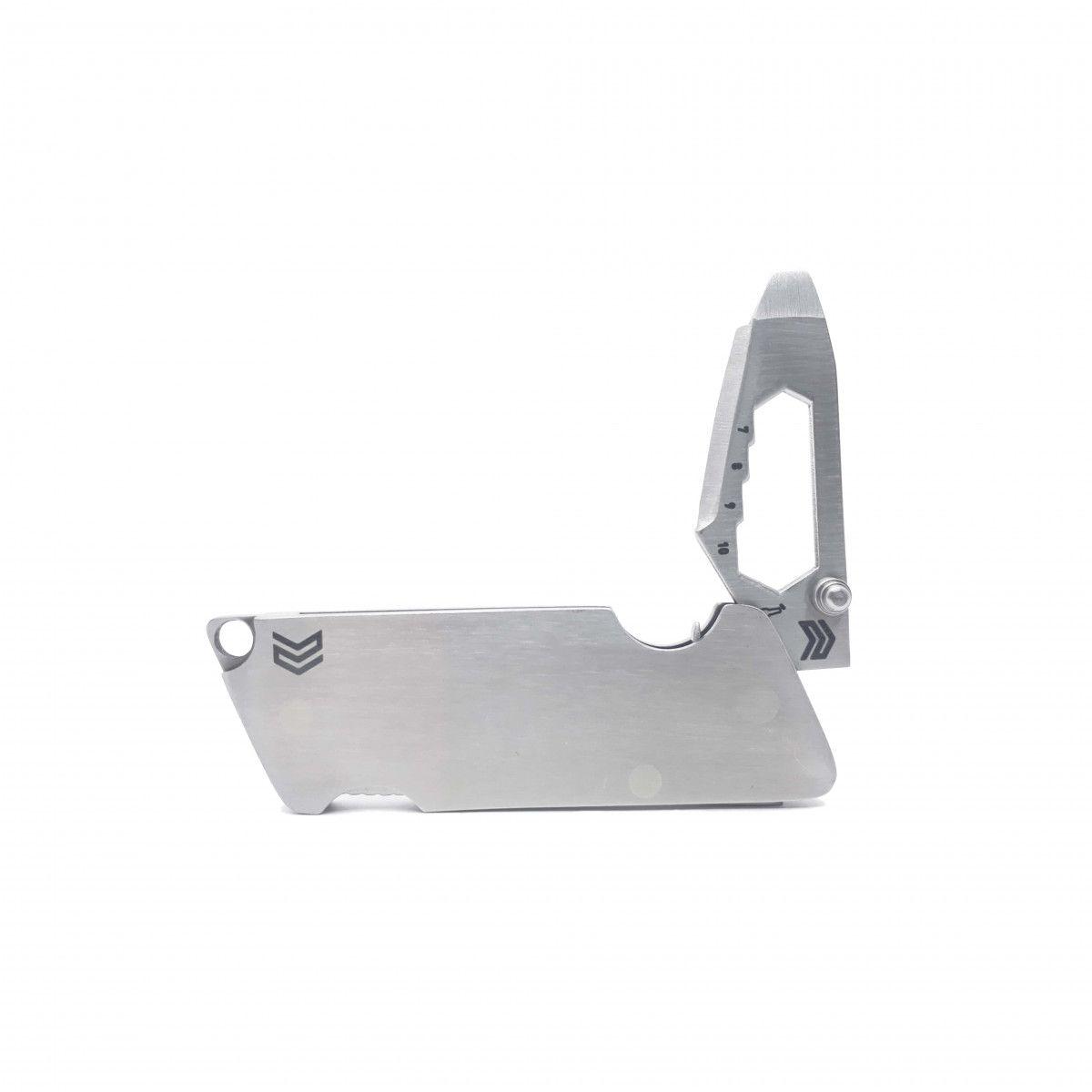 Canivete Cimo Inox E-Cimo Tool 9 funções