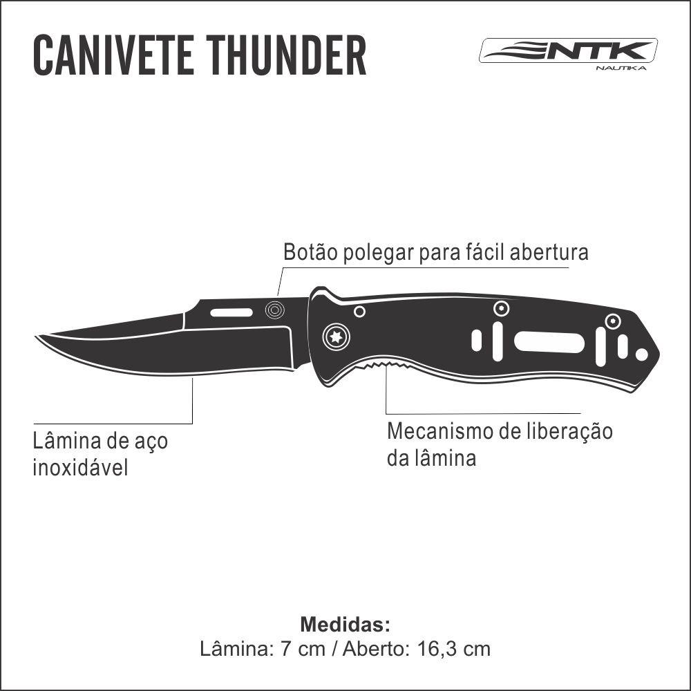 Canivete Thunder NTK