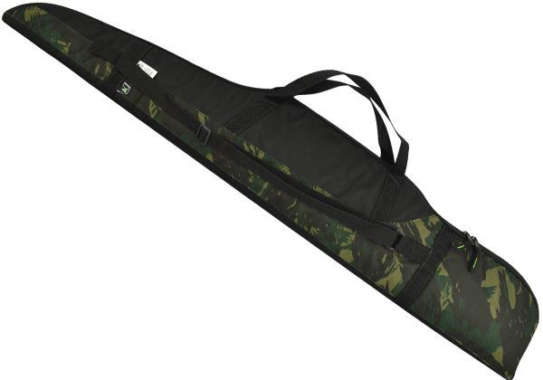 Capa Bolsa protetora camuflada com zíper para carabina espingarda Jogá 1,30m