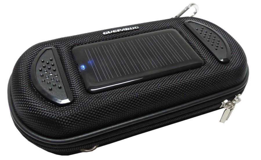 Carregador Solar Speaker Guepardo