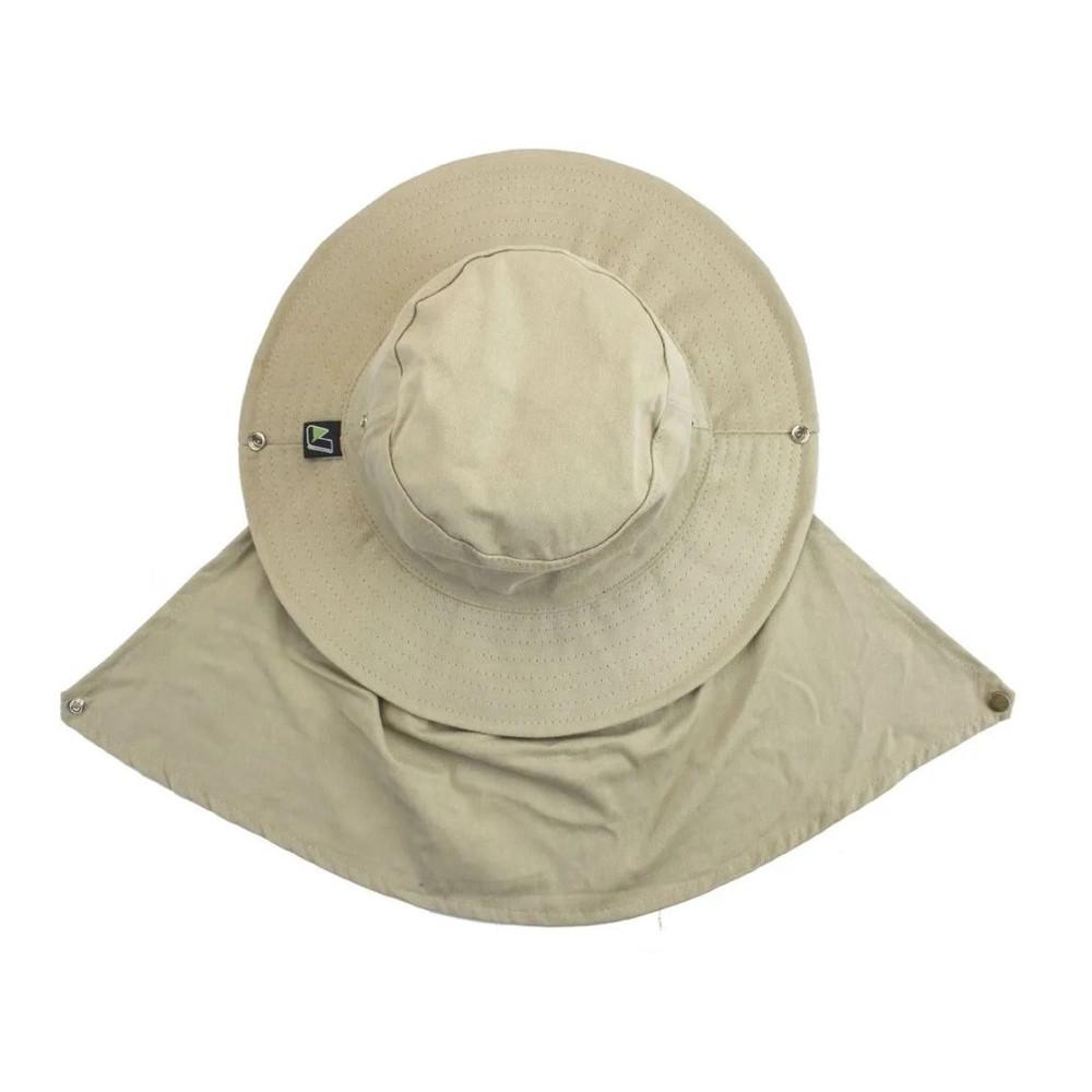 Chapeu Pescador com proteção de pescoço e orelha Safari Jogá