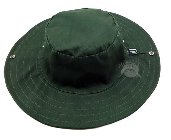 Chapeu Pescador Verde Jogá