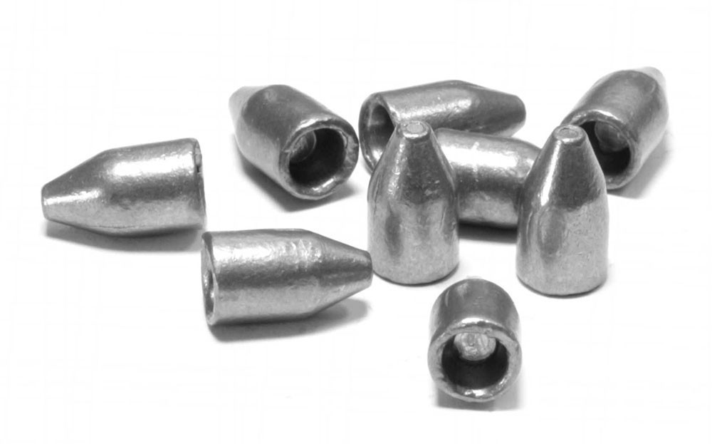 Chumbinho Shilba Mega Bullet 5,5mm Extra Pesado