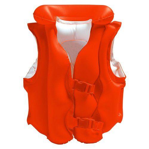 Colete Inflável para piscina Intex 3 a 6 anos