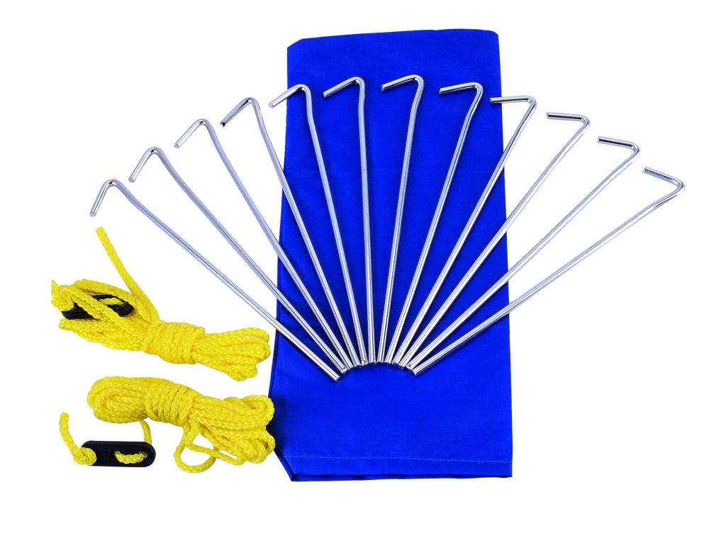 Conjunto de Estacas Nautika Camp Kit
