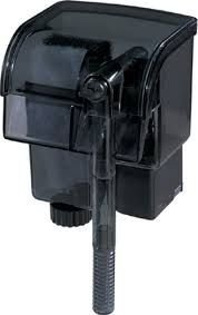 Filtro Externo para Aquários Modelo FE 25 Aquatech - Vigo Ar para aquários de até 60 L - Vazão 250 L/h 110V