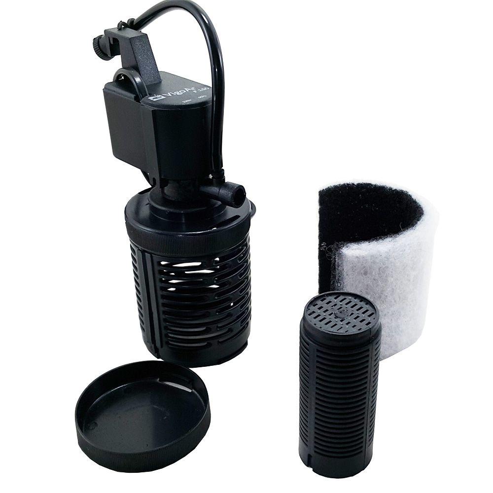 Filtro Submerso F150 para Aquários até 50 litros Vigo Ar 220v
