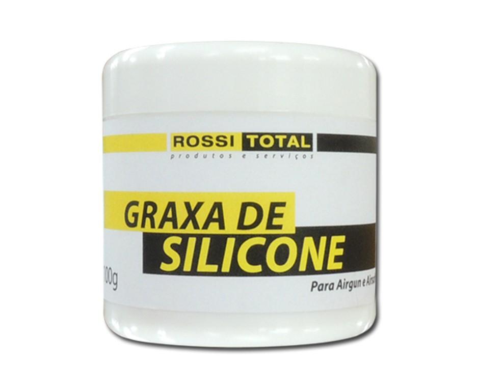 Graxa de Silicone para Armas de Pressão e Airsoft Rossi
