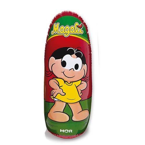 Brinquedo João Bobo Inflável Magali Turma da Mônica (Teimosinho)