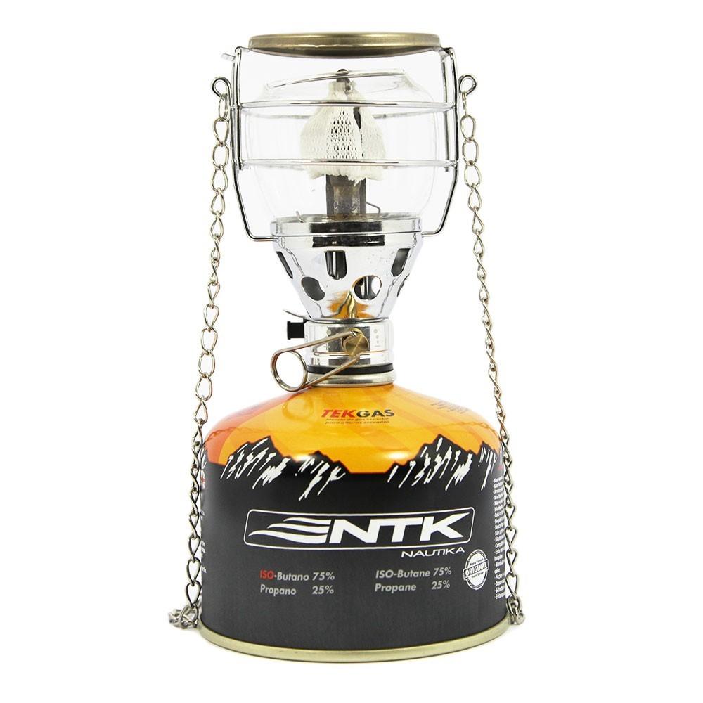 Lampião A Gás Com Acendedor automático (dispensa fósforo) modelo Cairo Nautika