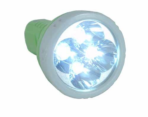 Lanterna Recarregável Eco-Lux KM-8621