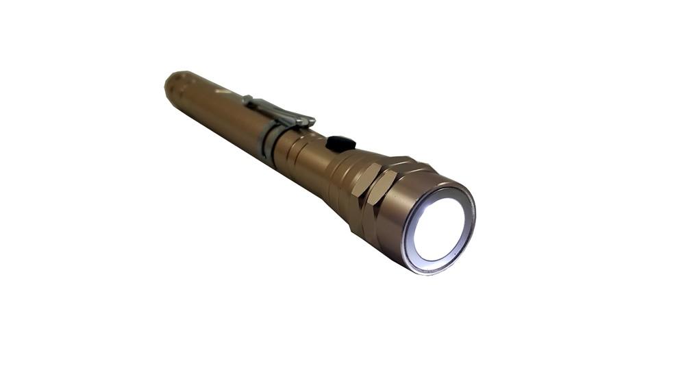 Lanterna Retrátil Dis-Flex LED com imã de alta potência