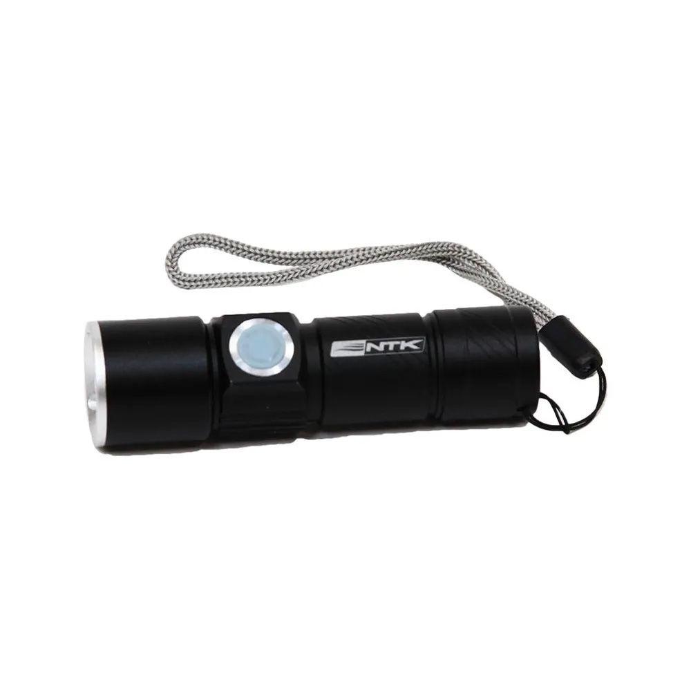 Lanterna Tática Recarregável USB Cymba NTK