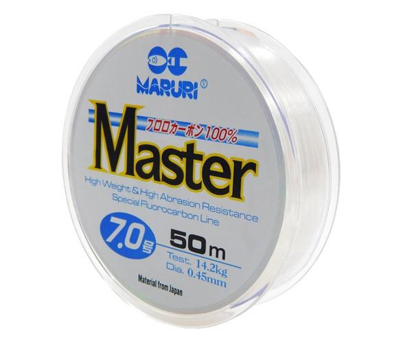 Linha de Fluorcarbono Maruri Master 0.45mm 50m