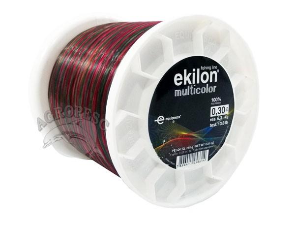 Linha Ekilon Multicolor 0,30mm - 3125 Metros