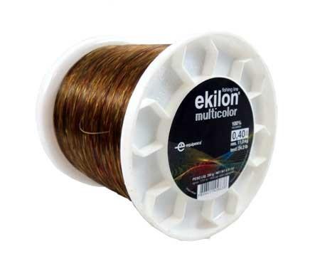 Linha Ekilon Multicolor 0,40mm - 1737 Metros